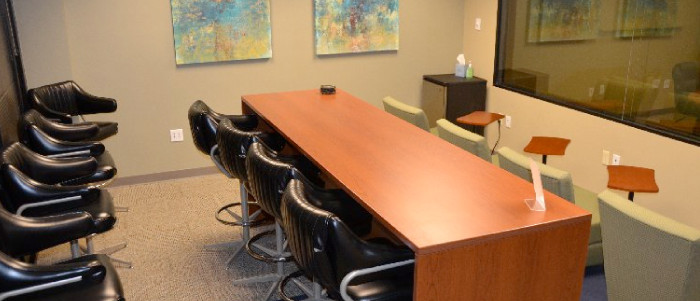 WestGroup Research_focus group viewing room